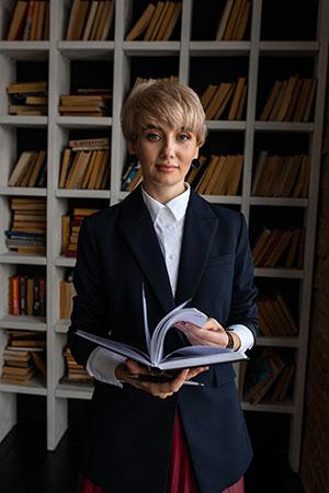 Трифонова Маргарита Юрьевна